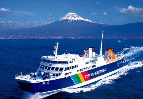 駿河湾フェリー2,000円キャッシュバックキャンペーン!