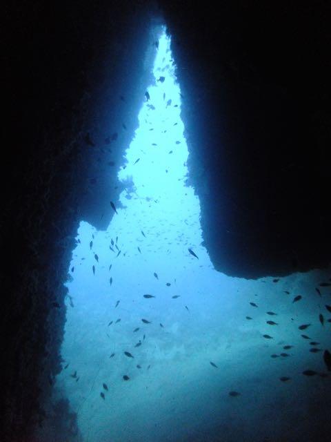 DSCF1074黒崎の洞窟