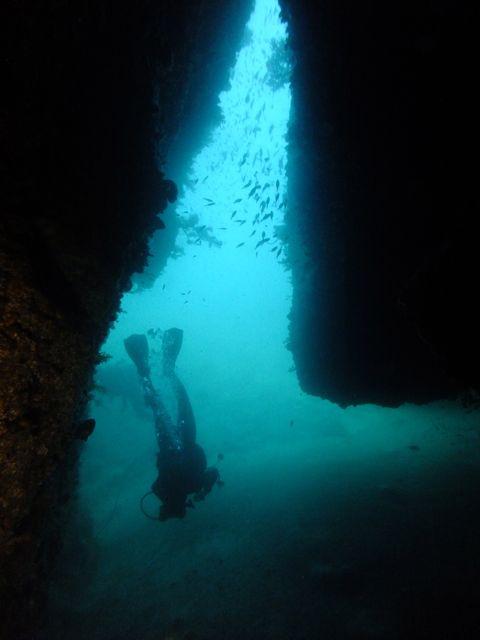 DSCF1360黒崎の洞窟