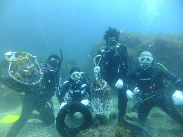 DSCF1945水中集合写真
