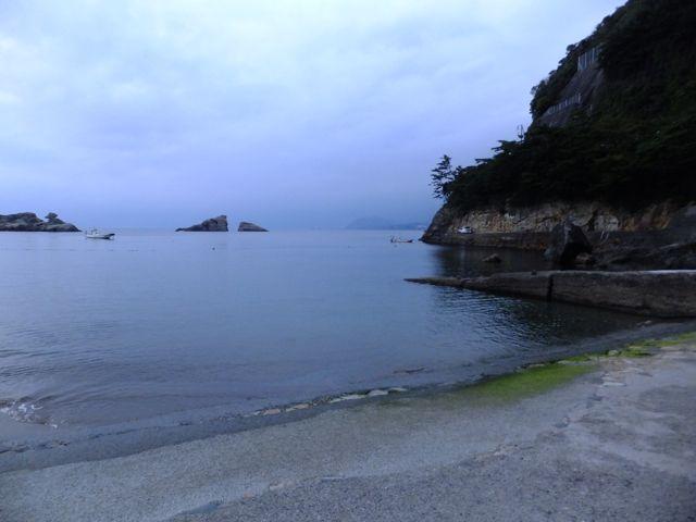 DSCF2855はり石ビーチ
