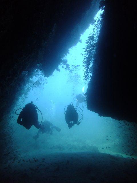 DSCF3352黒崎の洞窟