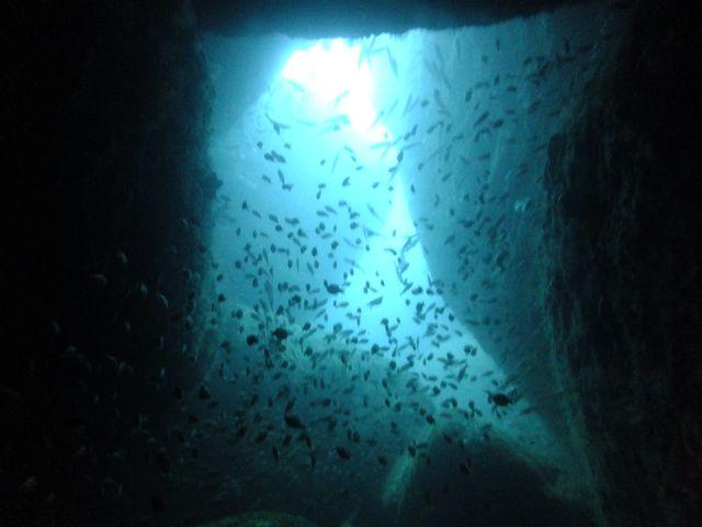 DSCF5024Hの穴から小空間