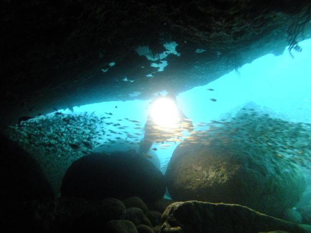 DSCF5222黒崎のトンネル