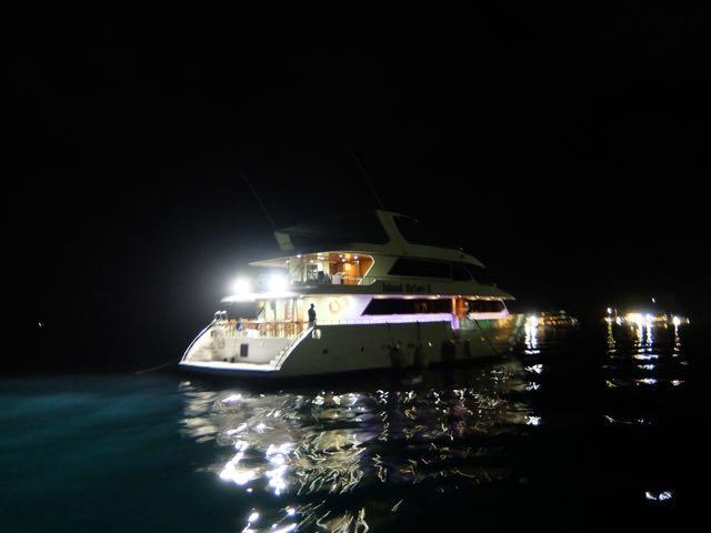 DSCF6037夜の本船
