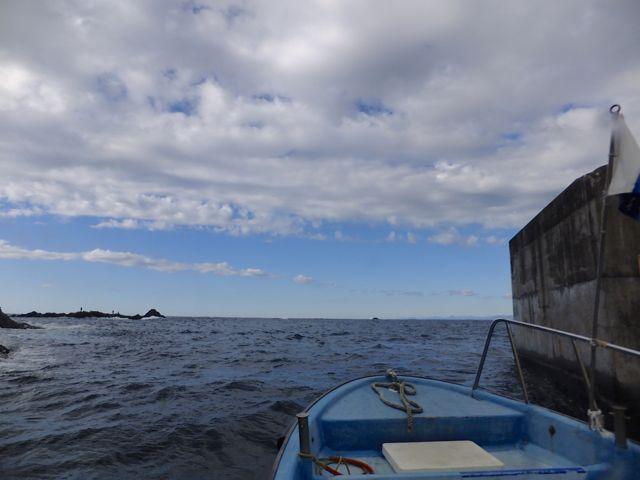 DSCF6047外洋に出る