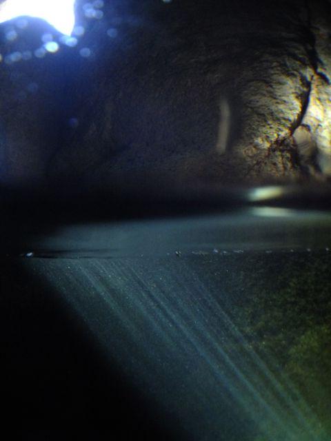DSCF6599半水面レーザー