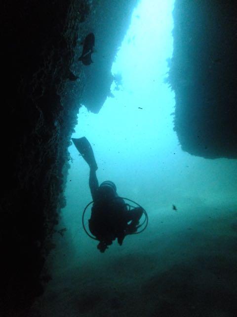 DSCF7077黒崎の洞窟