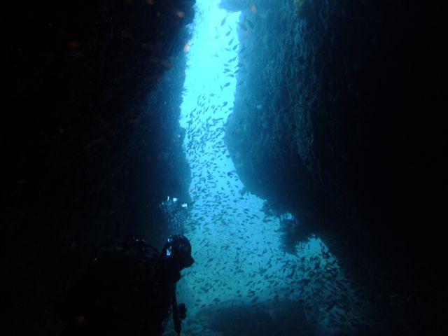 DSCF7329小牛の洞窟出口