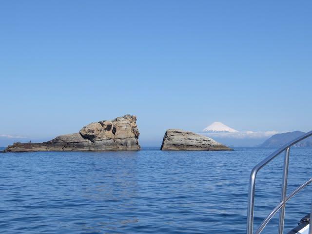DSCF7925牛着岩と富士山