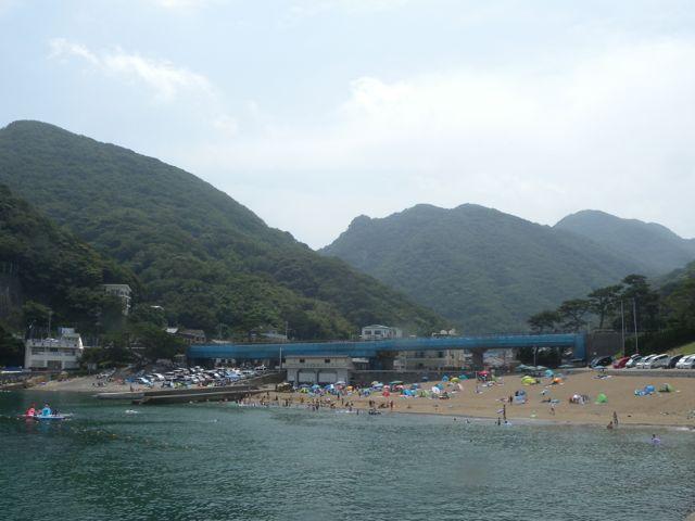 DSCN1591海水浴場