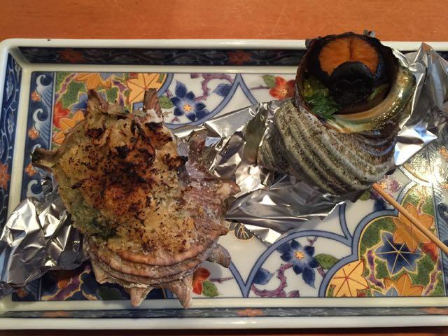 IMG_6693サザエの料理